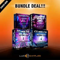Complete Trance Bundle (Vols 1-4 - 30% OFF!)
