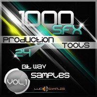 1000 SFX Production Tools Vol. 1