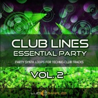Club Lines Vol. 2 - Time For Power