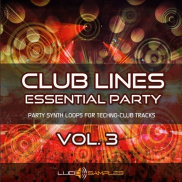 Club Lines Vol. 3 - Hypnotic Lines