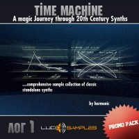 Time Machine Vol.1 [Promo Pack]